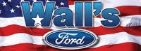 Wall's Ford logo