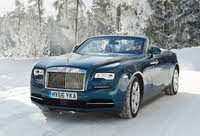 2020 Rolls-Royce Dawn, Front-quarter view, exterior, manufacturer, gallery_worthy