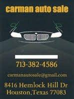 Carman Auto Sale logo
