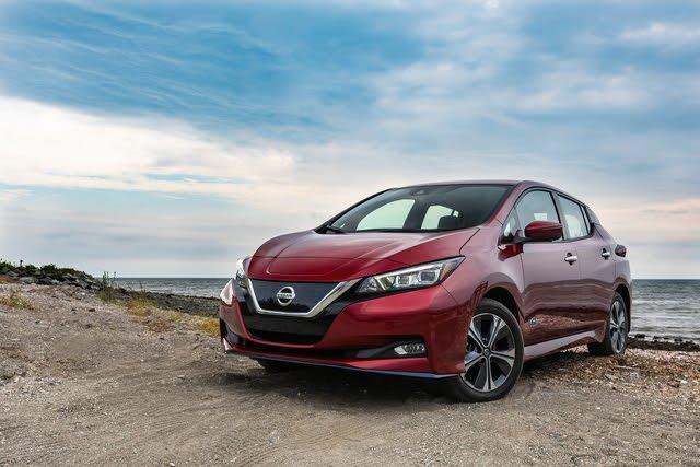 2020 Nissan Leaf Overview Cargurus