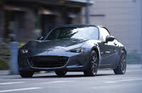 2020 Mazda MX-5 Miata Overview