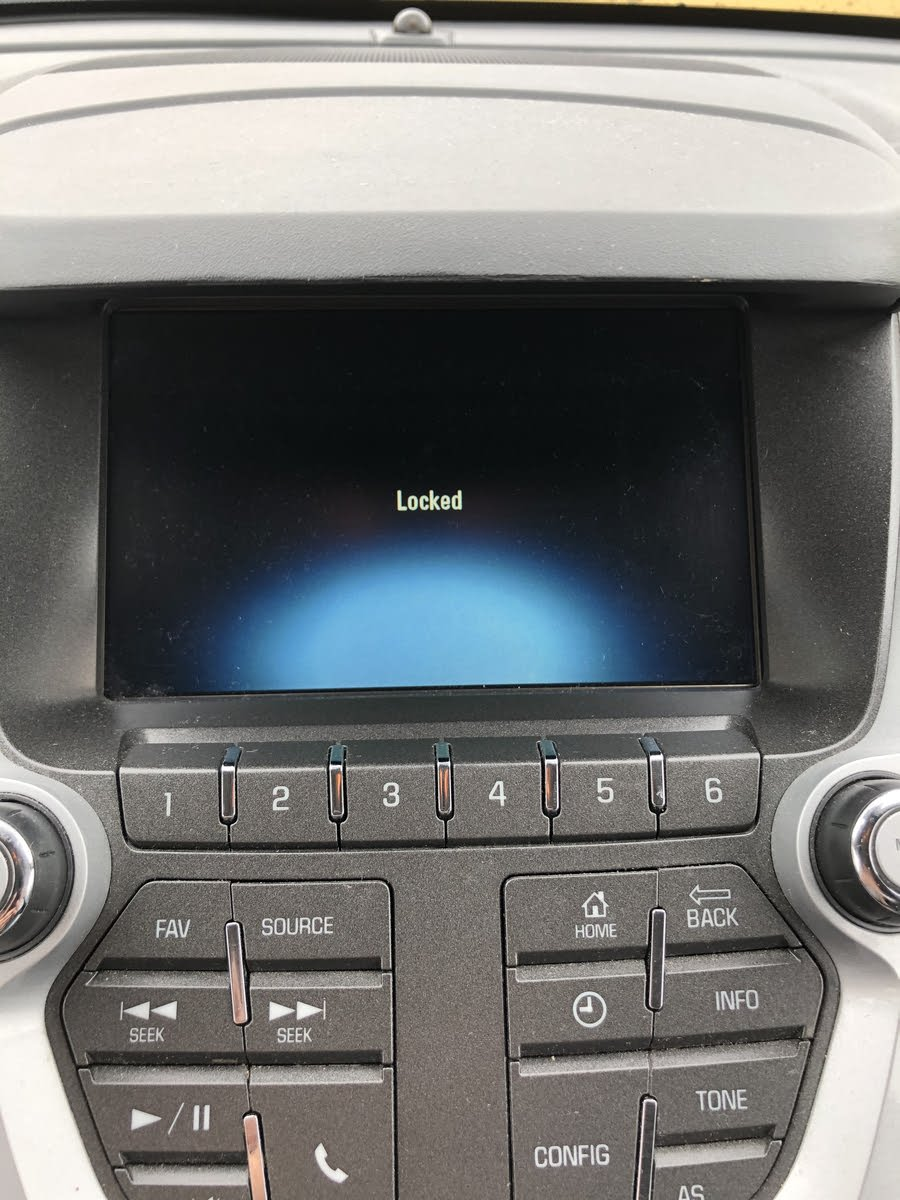 Chevrolet Equinox Questions No Power To Display For Gps Radio Cargurus
