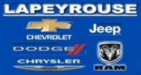 Lapeyrouse Ram Jeep Dodge Chrysler Chevrolet logo