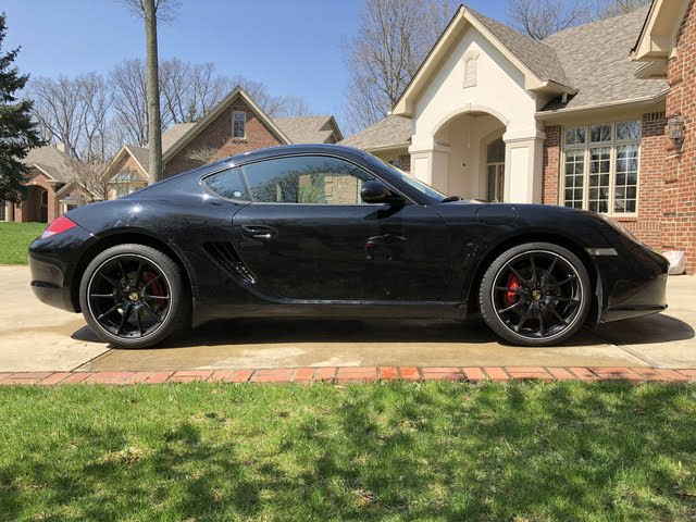 Picture of 2012 Porsche Cayman S Black Edition, gallery_worthy