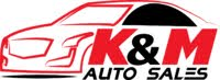 K&M Auto Sales logo