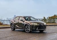 2020 Lexus UX, exterior, manufacturer, gallery_worthy