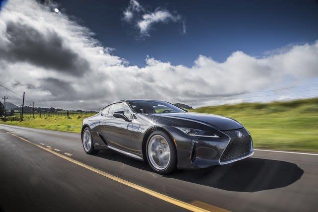 2020 Lexus LC Hybrid