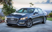 2020 Genesis G80, Front-quarter view, exterior, manufacturer, gallery_worthy