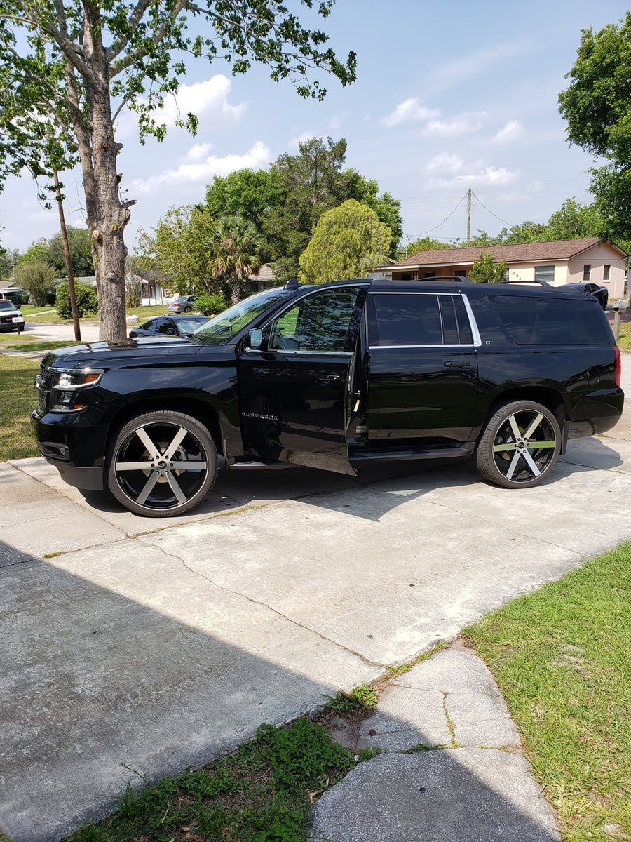 chevrolet suburban questions max size without out tire rubbing and no lift cargurus chevrolet suburban questions max size