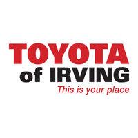 Toyota of Irving logo