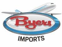 Byers Imports logo