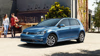 2019 Volkswagen Golf Picture Gallery