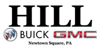 Hill Buick GMC logo