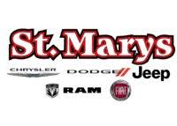 St Marys Chrysler Dodge Jeep Ram logo