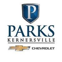 Parks Chevrolet Kernersville logo
