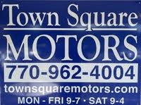 Town Square Motors logo