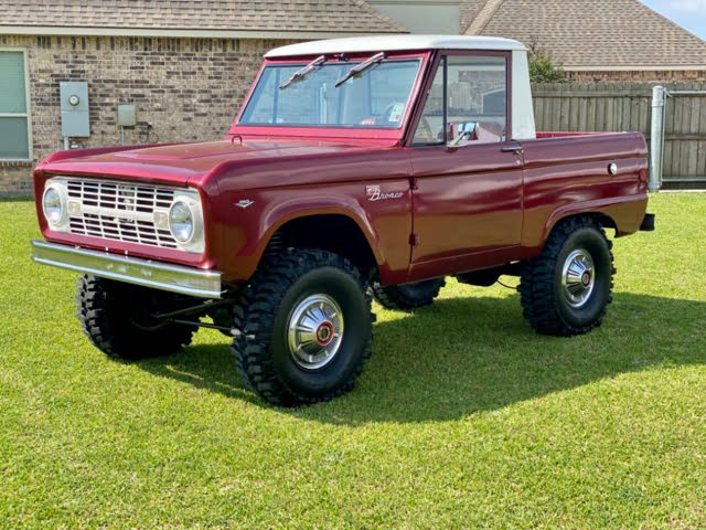 Picture of 1966 Ford Bronco