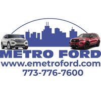 Metro Ford Sales & Service, Inc. logo