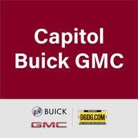 Capitol Buick GMC logo