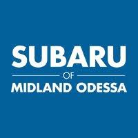 Subaru Midland Odessa logo