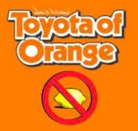Toyota of Orange logo