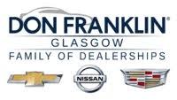 Don Franklin Chevrolet Cadillac Nissan logo