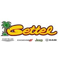 Gettel Chrysler Jeep Dodge Ram logo