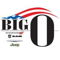 Big O Dodge Chrysler Jeep Ram logo