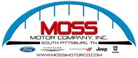 Moss Motor Company Ford & Chrysler Dodge Jeep Ram logo
