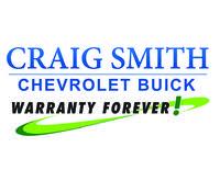Craig Smith Chevrolet Buick logo