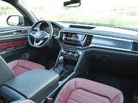2020 Volkswagen Atlas Cross Sport SEL Premium R-Line Dashboard, gallery_worthy