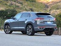 2020 Volkswagen Atlas Cross Sport SEL Premium R-Line in Pure Gray, gallery_worthy