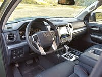 2020 Toyota Tundra TRD Pro Dashboard, gallery_worthy