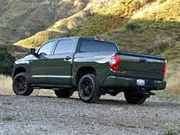 2020 Toyota Tundra TRD Pro CrewMax in Army Green, gallery_worthy