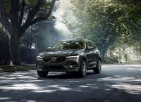 2021 Volvo XC60 Picture Gallery