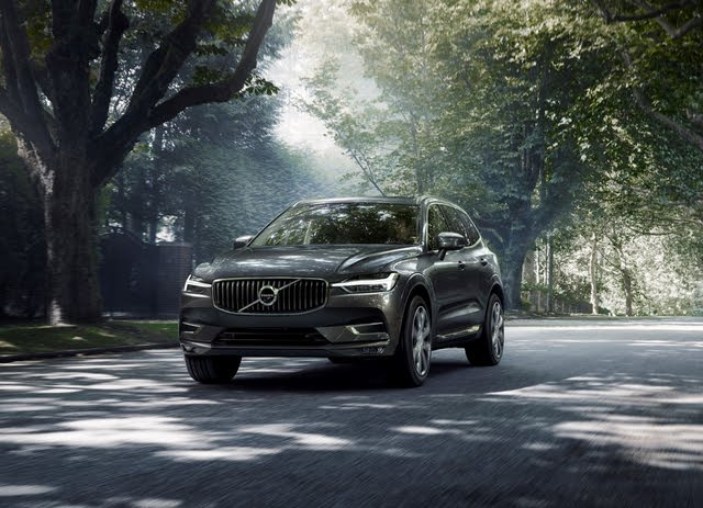 2021 Volvo XC60 Inscription