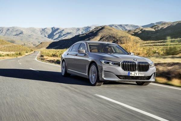 2021 BMW 7 Series