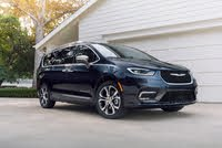Chrysler Pacifica Hybrid Overview