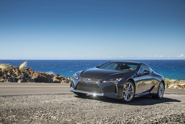 2021 Lexus LC Hybrid, 2021 Lexus LC500h, exterior, manufacturer, gallery_worthy