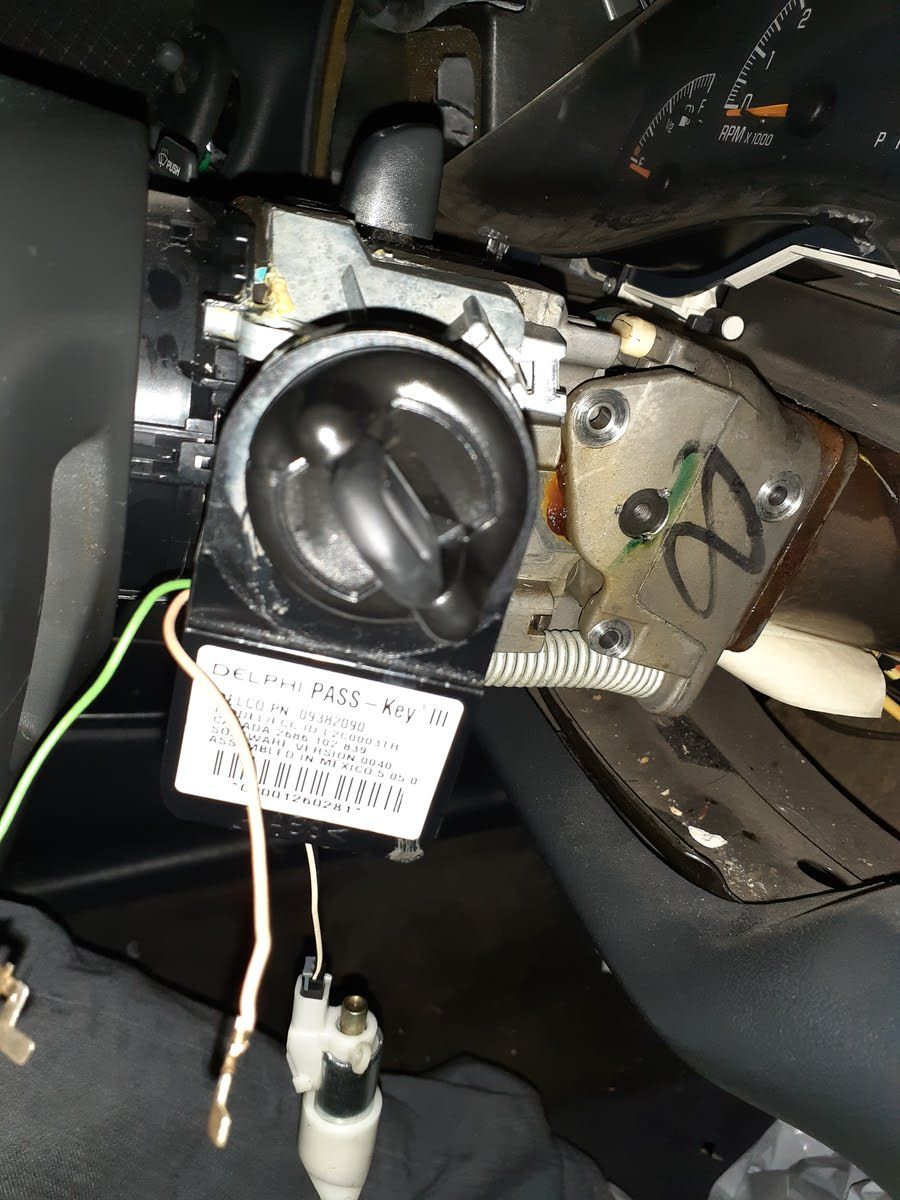 Pontiac Grand Prix Questions - Help With Some Wires