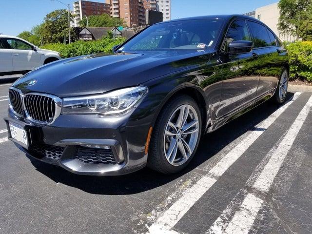 2019 BMW 7 Series 740i xDrive AWD