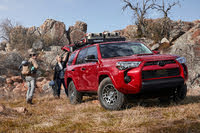 2020 Toyota 4Runner Picture Gallery