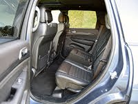 2020 Jeep Grand Cherokee Limited X Back Seat, gallery_worthy
