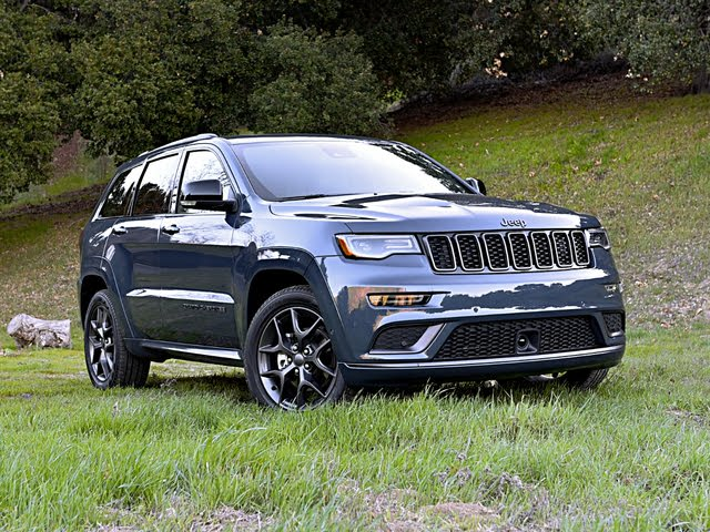 2020 Jeep Grand Cherokee Limited X in Slate Blue