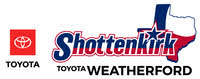 Shottenkirk Toyota Weatherford logo