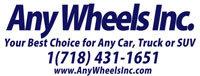 Any Wheels Inc. logo