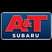 A & T Subaru logo