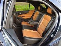 2020 Chevrolet Equinox Premier Brandy Leather Back Seat, gallery_worthy