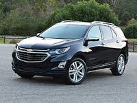 2020 Chevrolet Equinox Premier Midnight Blue, exterior, gallery_worthy