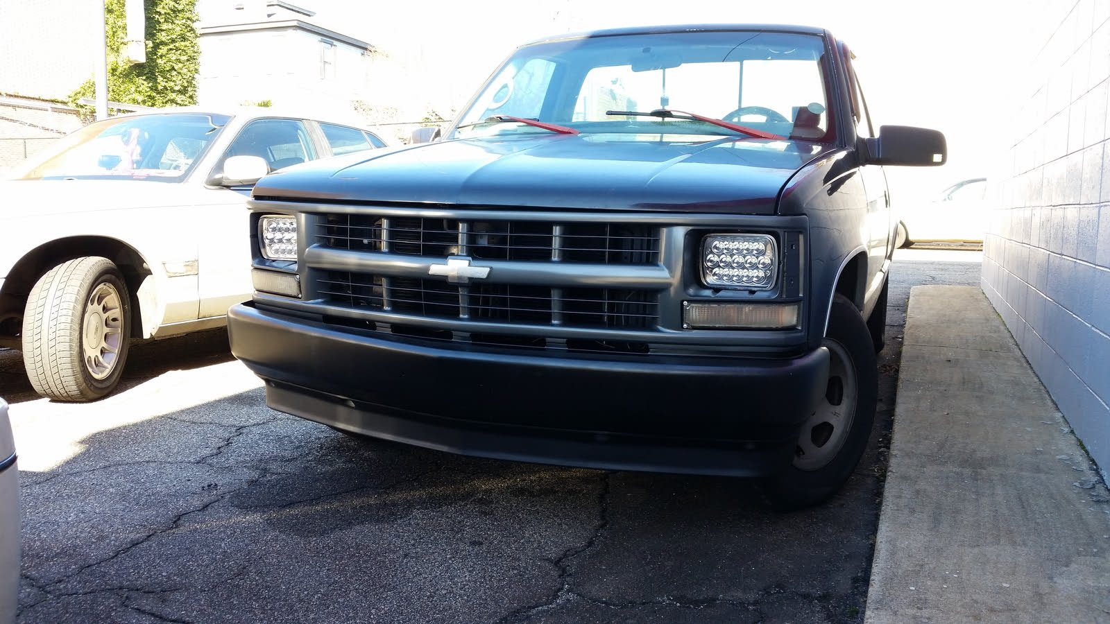 Chevrolet C K 1500 Questions How Do I Know What Engine Is In My